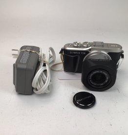 OLYMPUS Olympus E-PL9 Camera w/ 14-42mm Lens Used EX