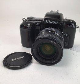 NIKON Nikon N6006 Film Camera w/ 24-50mm Lens Used Good