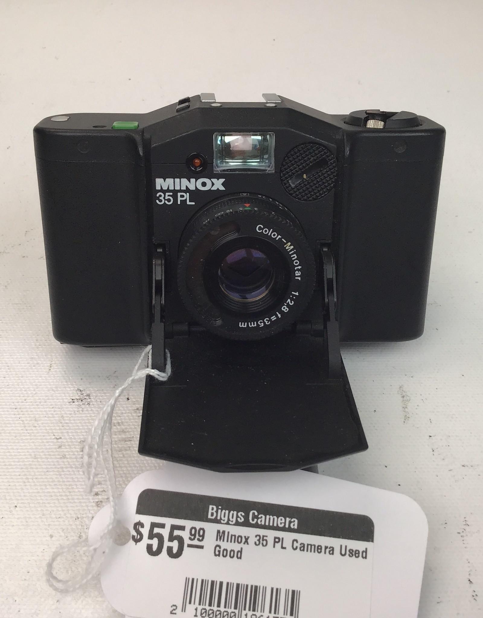 minox Minox 35 PL Camera Used Good
