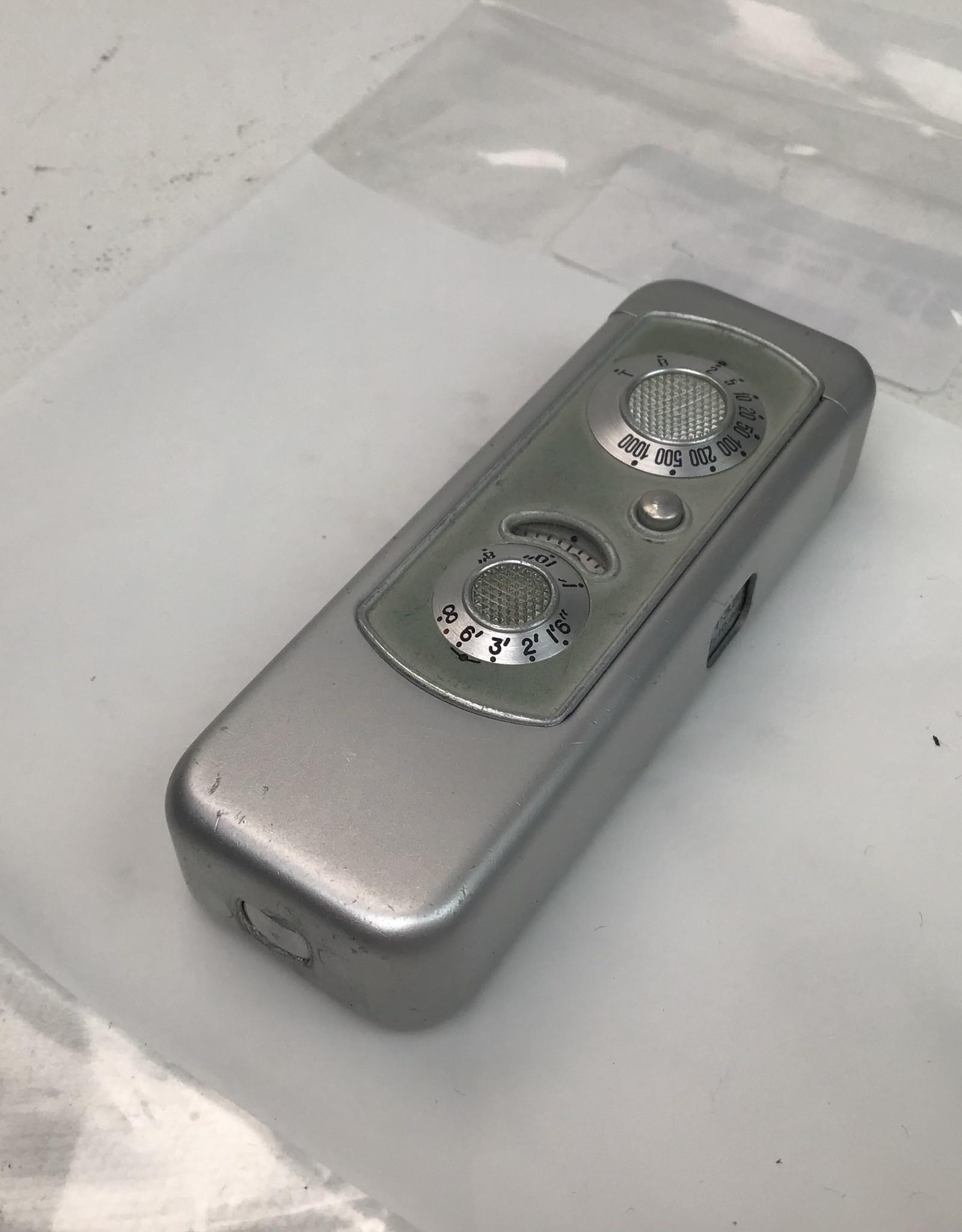 minox Minox III Spy Camera Used Disp