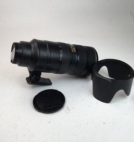 NIKON Nikon AF-S Nikkor 70-200mm f2.8 VR II Lens Used Fair