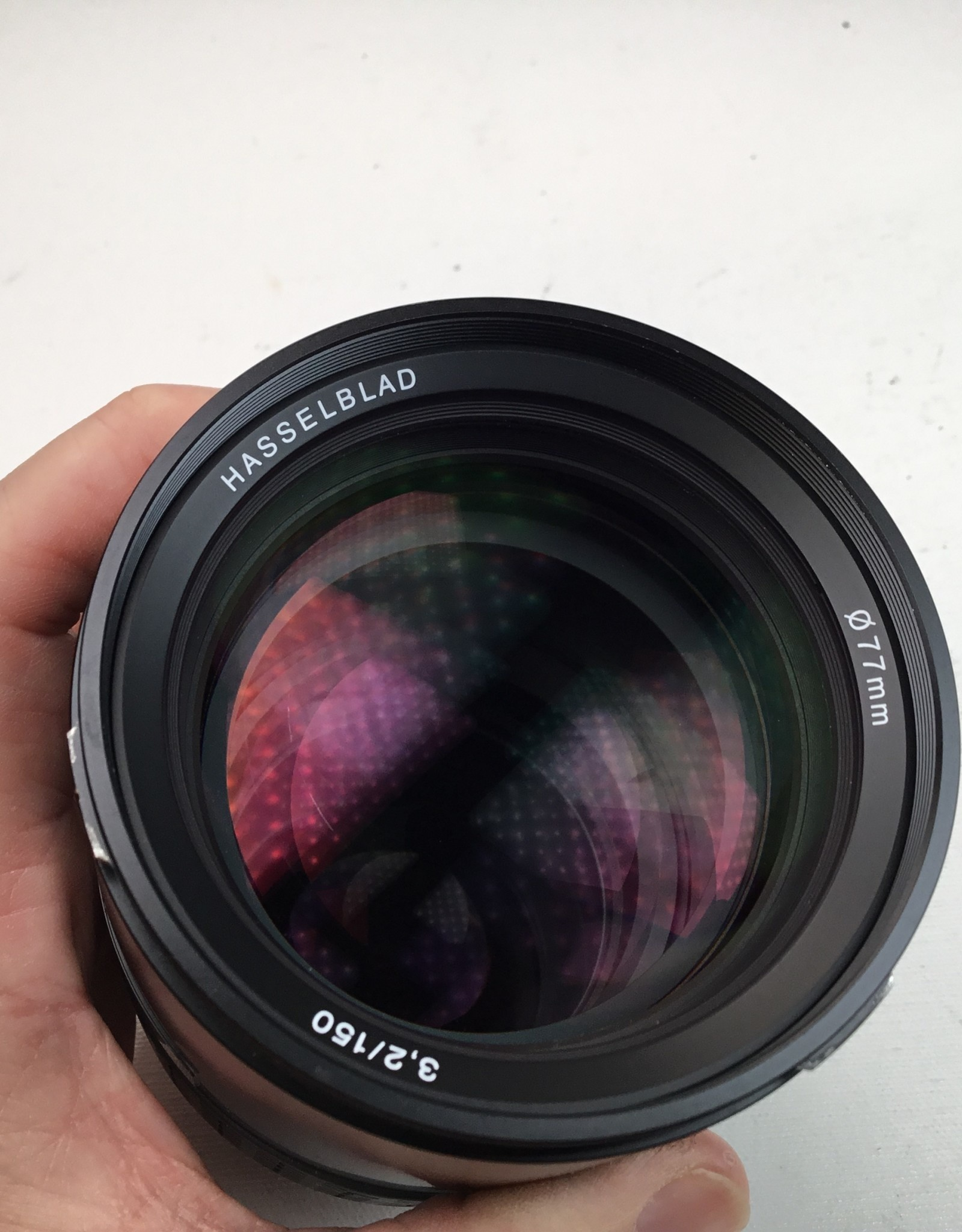 hasselblad Hasselblad HC 150mm f3.2 Lens Used Good