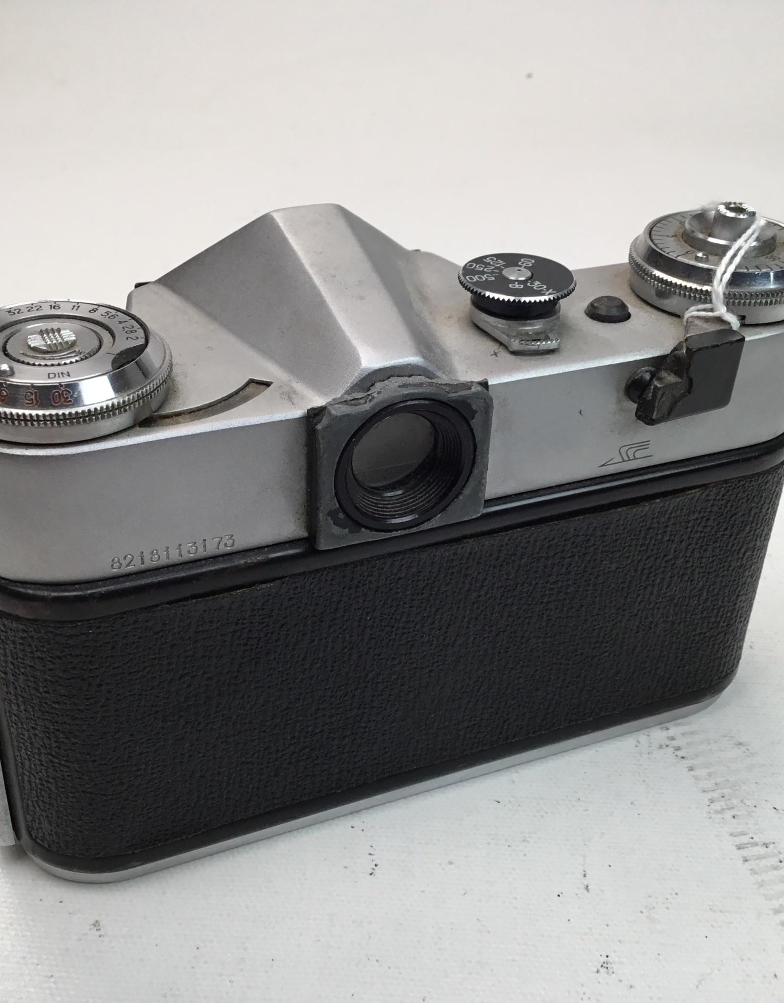 Zenit E 35mm Camera Used UG