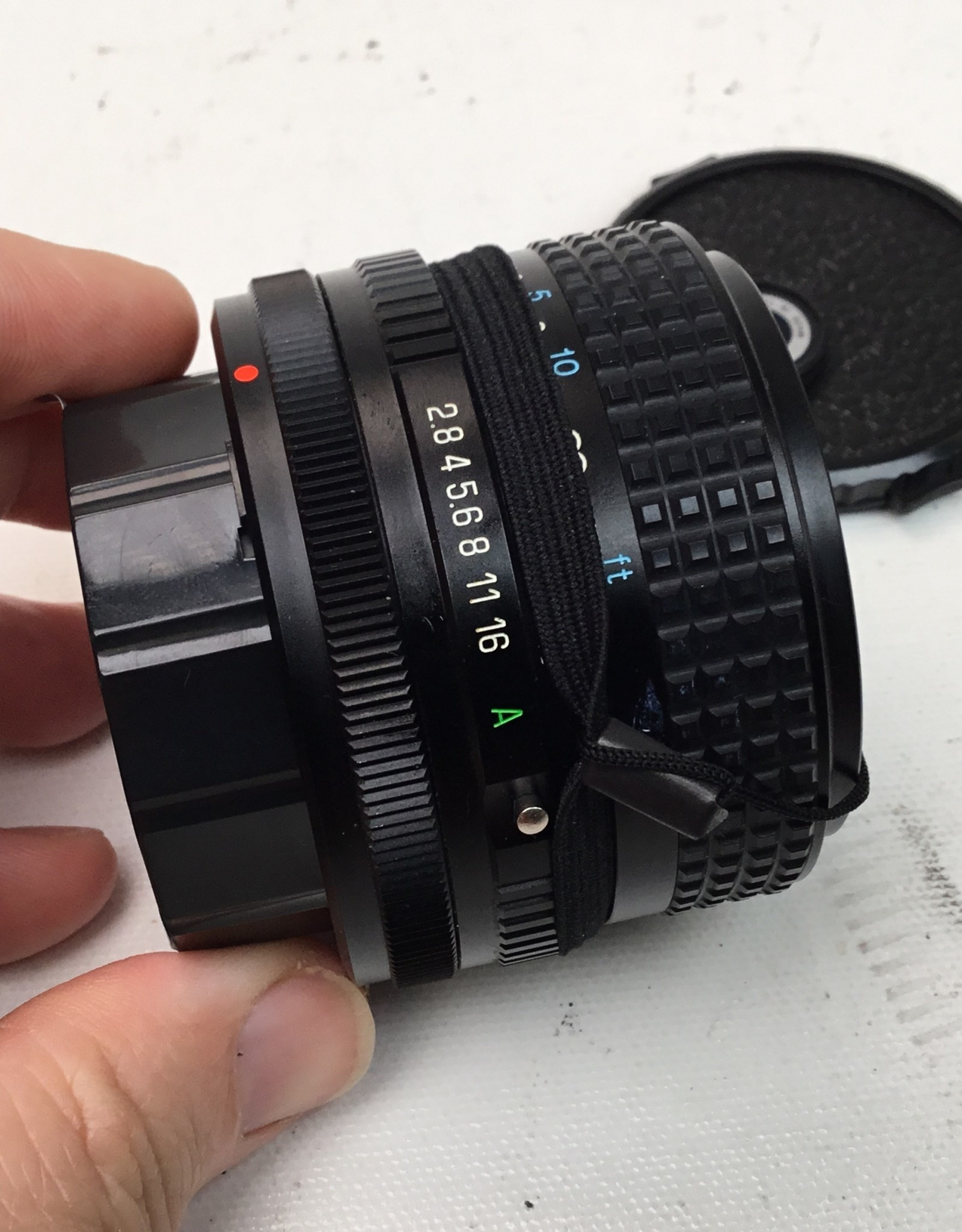 Tokina Tokina EL 28mm f2.8 Lens for Canon FD Used Good