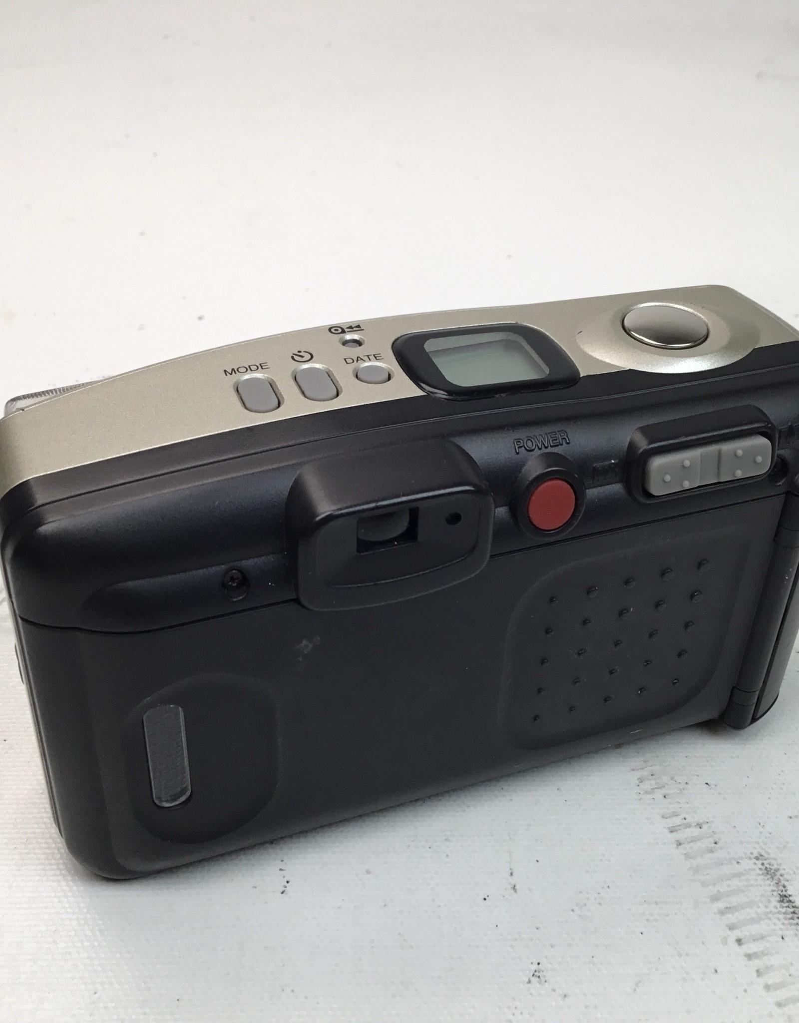 FUJI Fuji Fujifilm Zoom Date 120 Camera Used Good