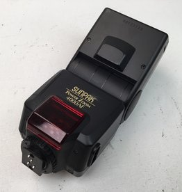 Sunpak Power Zoom 4000AF Flash for Nikon Used Good