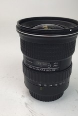 Tokina Tokina 11-16mm f2.8 Lens for Canon EF-S Used Good