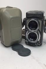 Rolleiflex Rollei Baby Rolleiflex Grey 127 Camera Used Disp