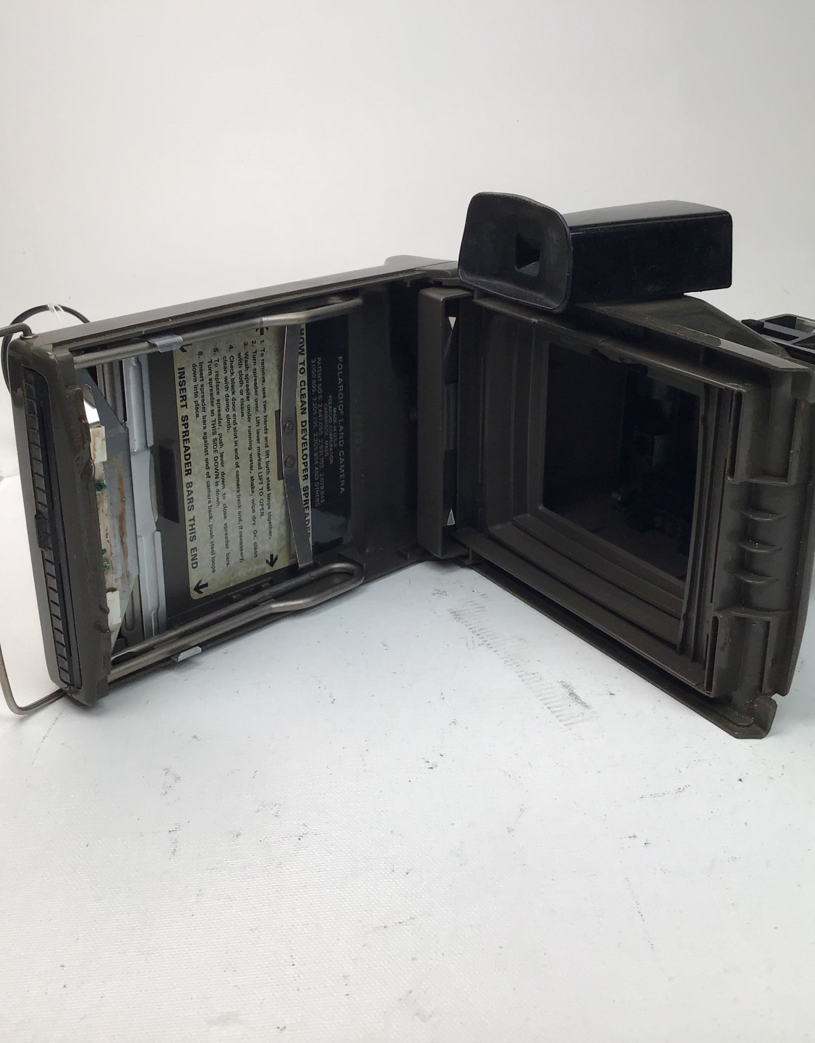 POLAROID Polaroid Colorpack II Camera Used Disp