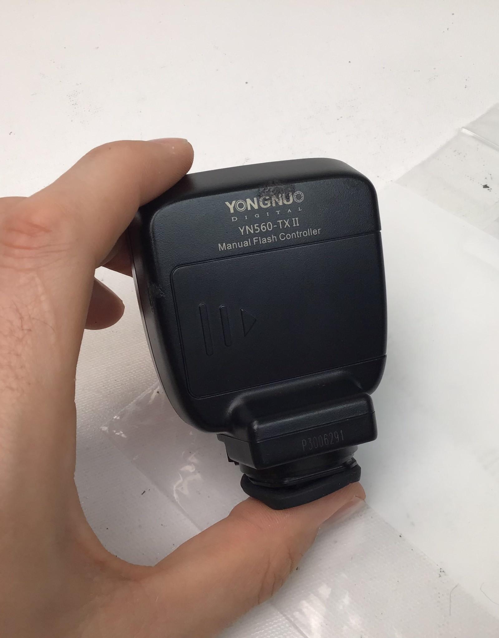 YONGNUO Yongnuo YN560-TX II Flash Controller Used Good