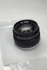 OLYMPUS Olympus OM 50mm f1.4 Lens Used Good