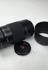 SONY Sony SAL75300 75-300mm f4.5-5.6 A Mount Lens Used Good
