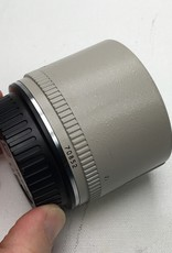 CANON Canon Extender EF 2x Teleconverter Used Fair