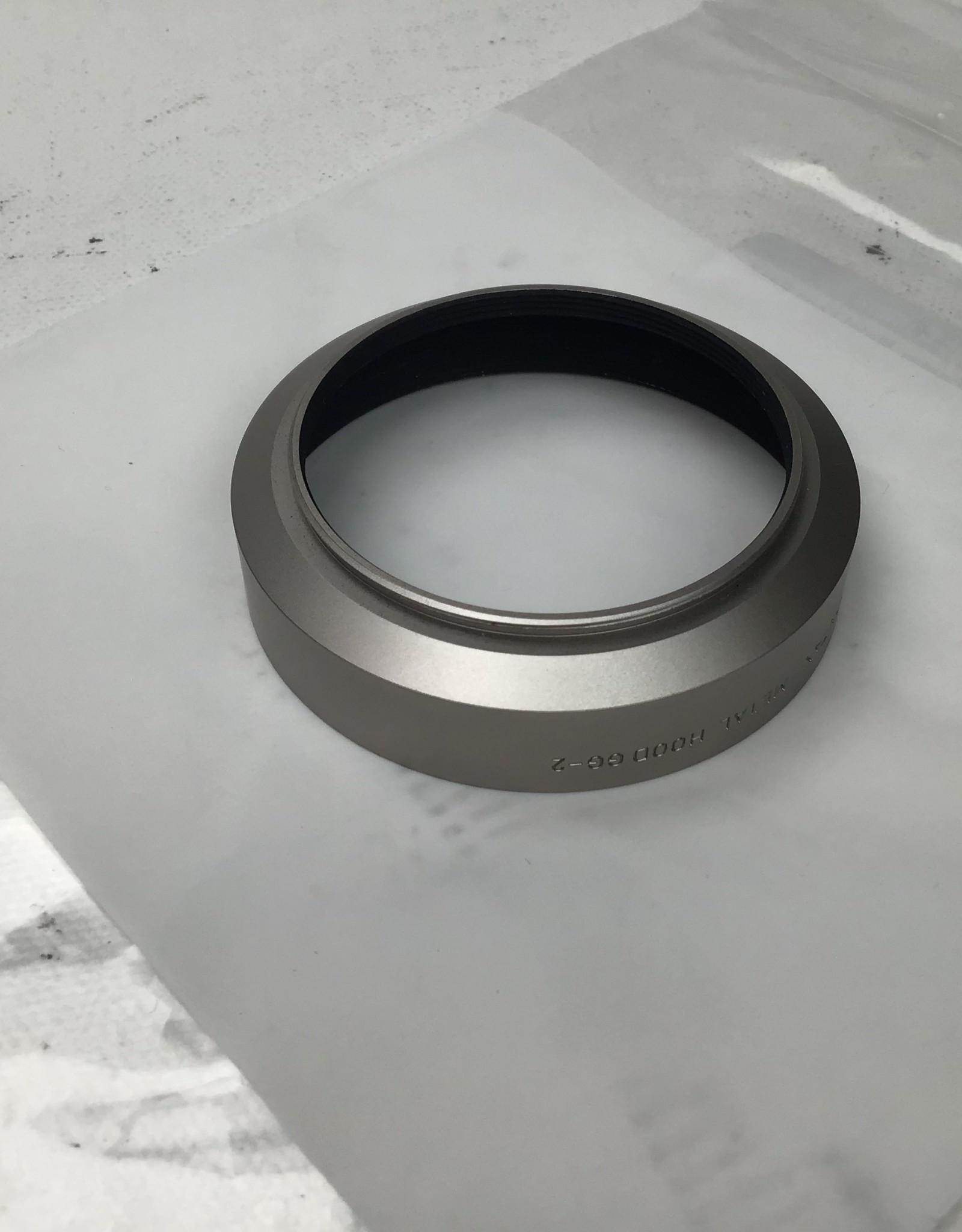 Contax Contax Metal Lens Hood GG-2 used EX