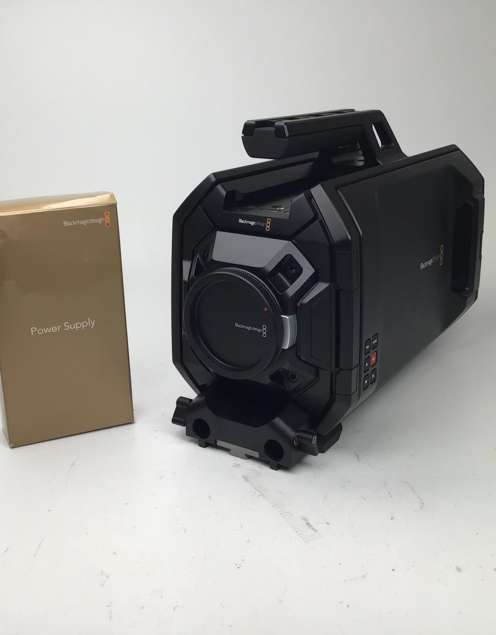 Blackmagic Design Blackmagic Ursa EFV2 Video Camera Used Mint