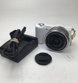 SONY Sony a5100 Camera w/ 16-50mm Lens Used EX