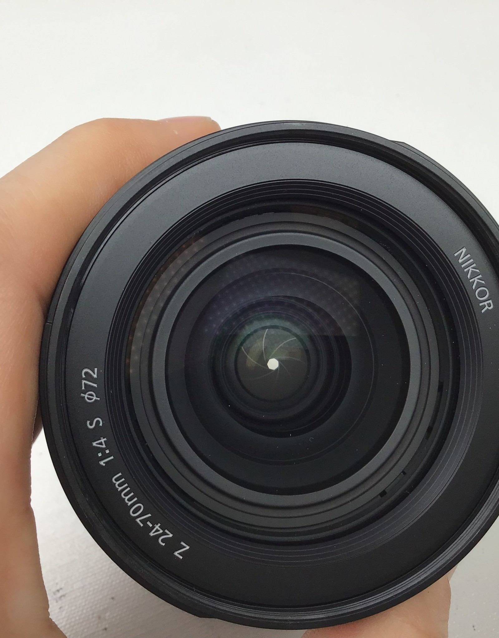 NIKON Nikon Nikkor Z 24-70mm f4 S Lens Used EX