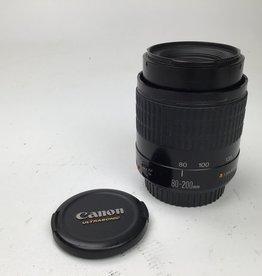 CANON Canon 80-200mm Lens Used Fair