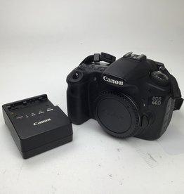 CANON Canon 60D Camera Used Good
