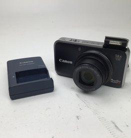 CANON Canon Powershot SX210 IS Camera Used EX