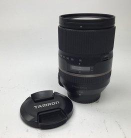 TAMRON Tamron 16-300mm f3.5-6.3 PZD Di II Lens for Nikon F Used Good