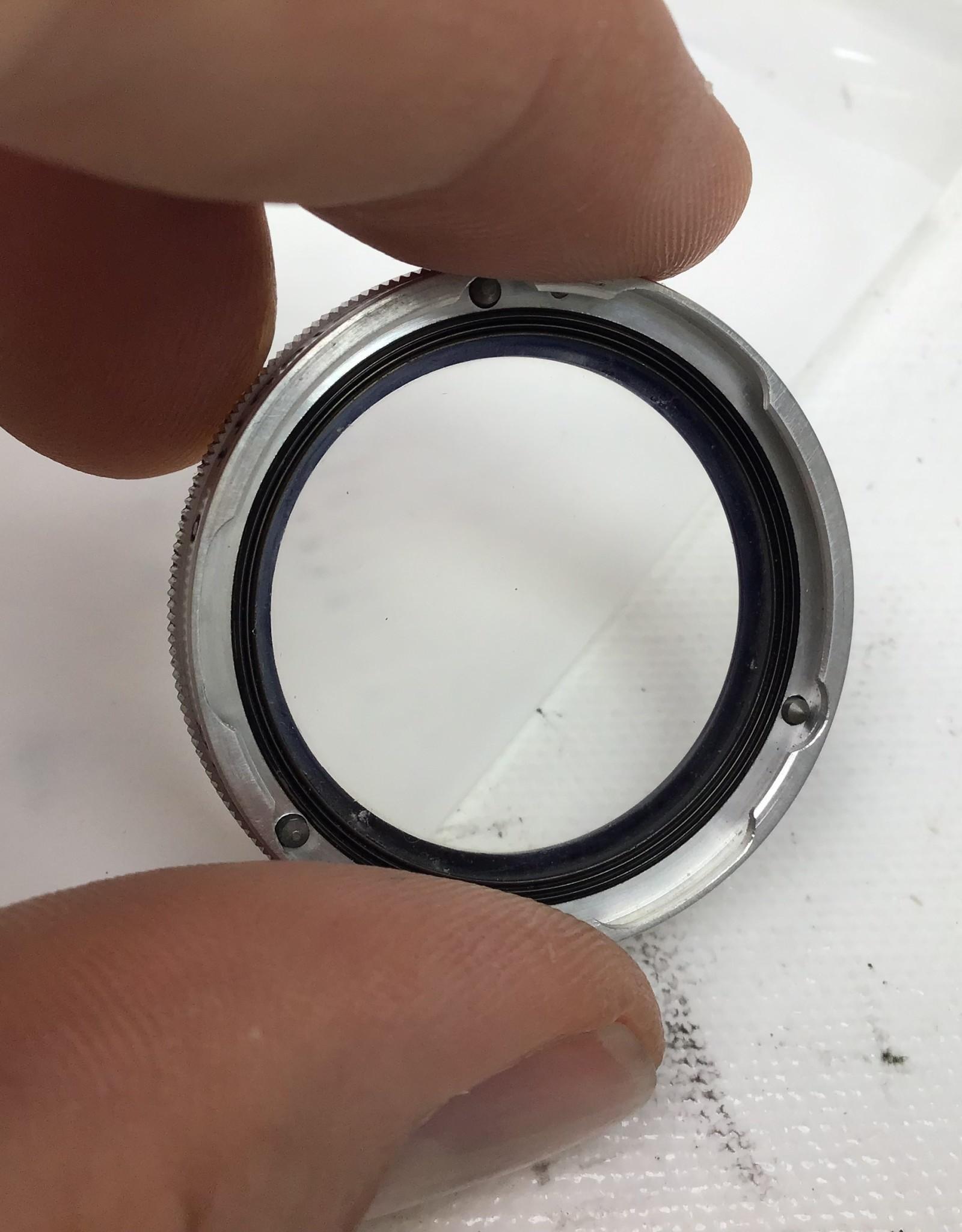 Rolleiflex Rollei Rolleisoft 0 Bay 1 Soft Focus Filter w/ Case Used Good