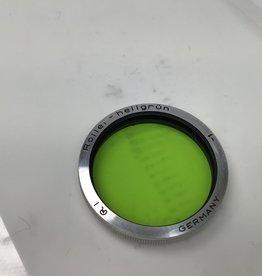 Rollei Rollei Hellgrun Green -1 Filter R1 Used Good