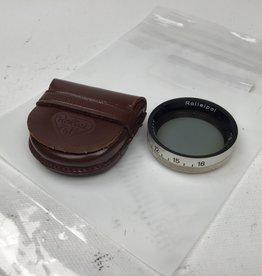 Rolleiflex Rolleiflex Rolleipol -1.5 R1 Bayonet Filter w/ Case Used Good