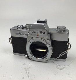 Minolta Minolta SRT200 Camera Body Used BGN