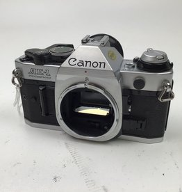 CANON Canon AE-1 Program Shutter Not Working Used As Is