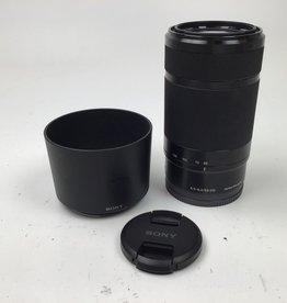 SONY Sony E 55-210mm f4.5-6.3 Lens Used Good