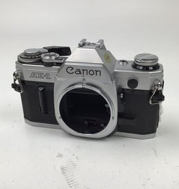CANON Canon AE-1 Camera Shutter Will NOT Fire Used As IS
