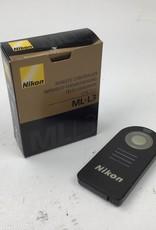 NIKON Nikon MLL3 Infrared Remote Used EX