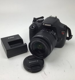 CANON Canon Rebel T5 Camera with 18-55mm IS Used Fair