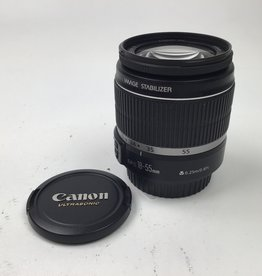 CANON Canon EF-S 18-55mm f3.5-5.6 IS Lens Used Good
