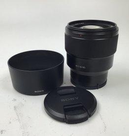 SONY Sony FE 85mm f1.8 Lens Used Good