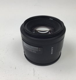 SONY Sony 50mm f1.4 Lens A Mount Used Good
