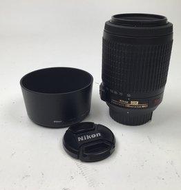 NIKON Nikon AF-S Nikkor 55-200mm f4-5.6 G VR Lens Used EX