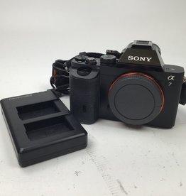 SONY Sony A7 Camera Body Used Good
