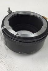 NIKON Nikon Pk-3 Extension Tube Used Fair