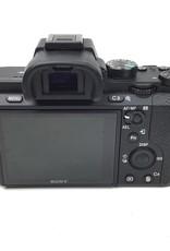 SONY Sony A7 II Camera Body Shutter Count 17473 Used Fair