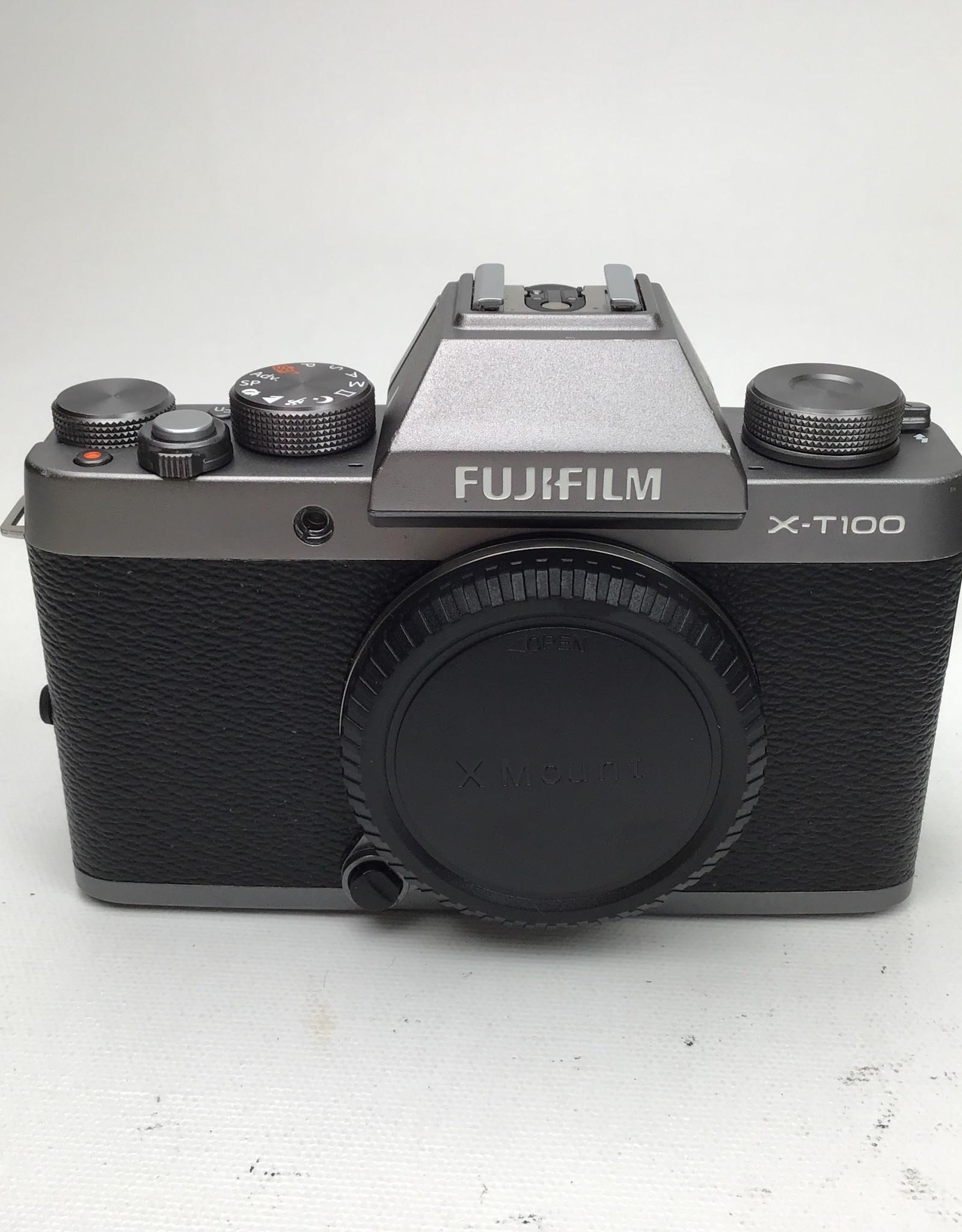 FUJI Fuji X-T100 Camera Body EX Used