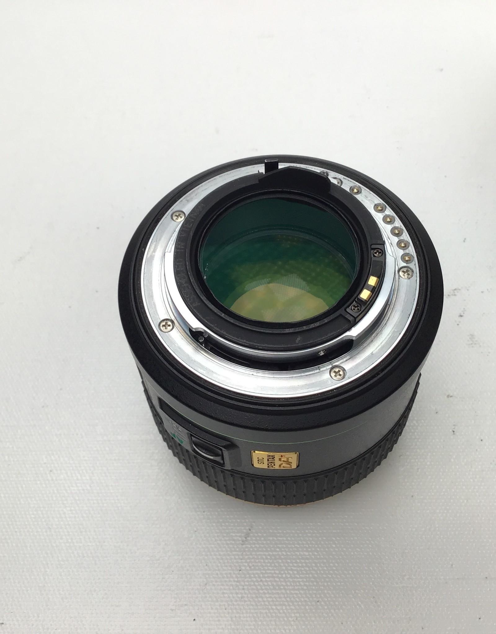 Pentax Pentax SMC  DA* 55mm f1.4 SDM Lens Used EX