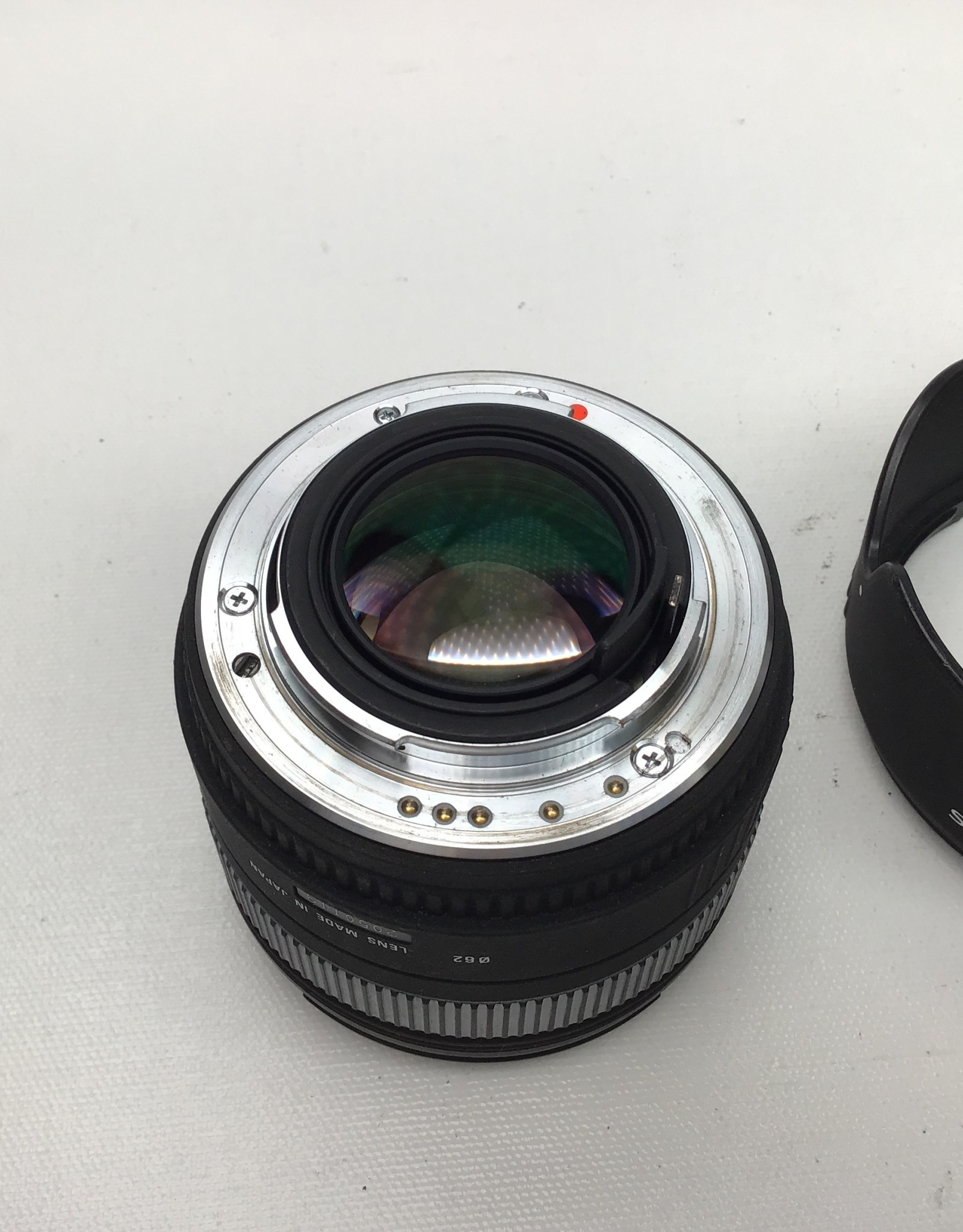 SIGMA Sigma 30mm f1.4 DC Lens for Pentax Used Good
