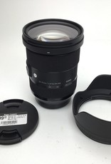 Sigma 24-70mm f2.8 DG DN Art Lens for L Mount Used EX