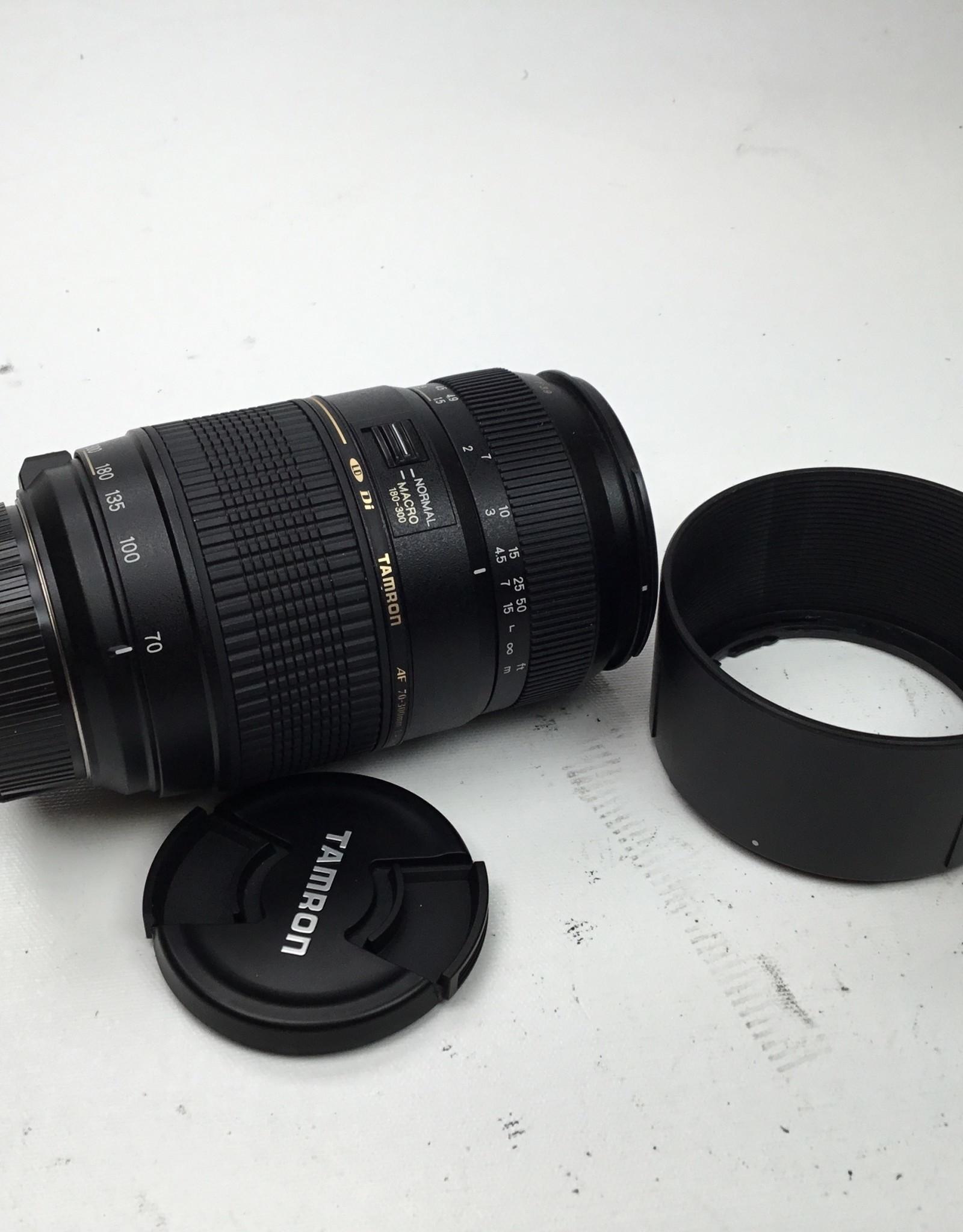 TAMRON Tamron AF 70-300mm f4-5.6 Lens for Nikon Used EX