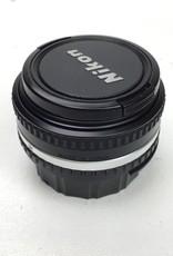 NIKON Nikon Series E 50mm f1.8 Lens Used EX