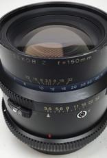 MAMIYA Mamiya Sekor Z 150mm f3.5 W Lens for RZ67 Used Good