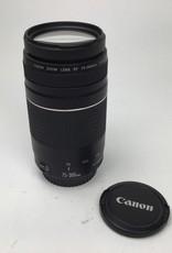 CANON Canon EF 75-300mm f4-5.6 III Lens Used Good