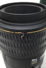 SIGMA Sigma 105mm f2.8 D Macro Lens for Nikon Used Good